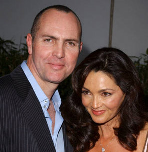 Arnold Vosloo and Wife